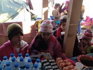 children asylum seekers lesvos dec 2015