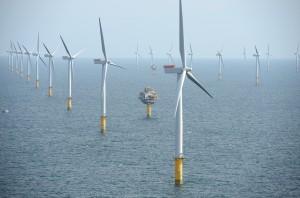 The Sheringham Shoal Wind Farm