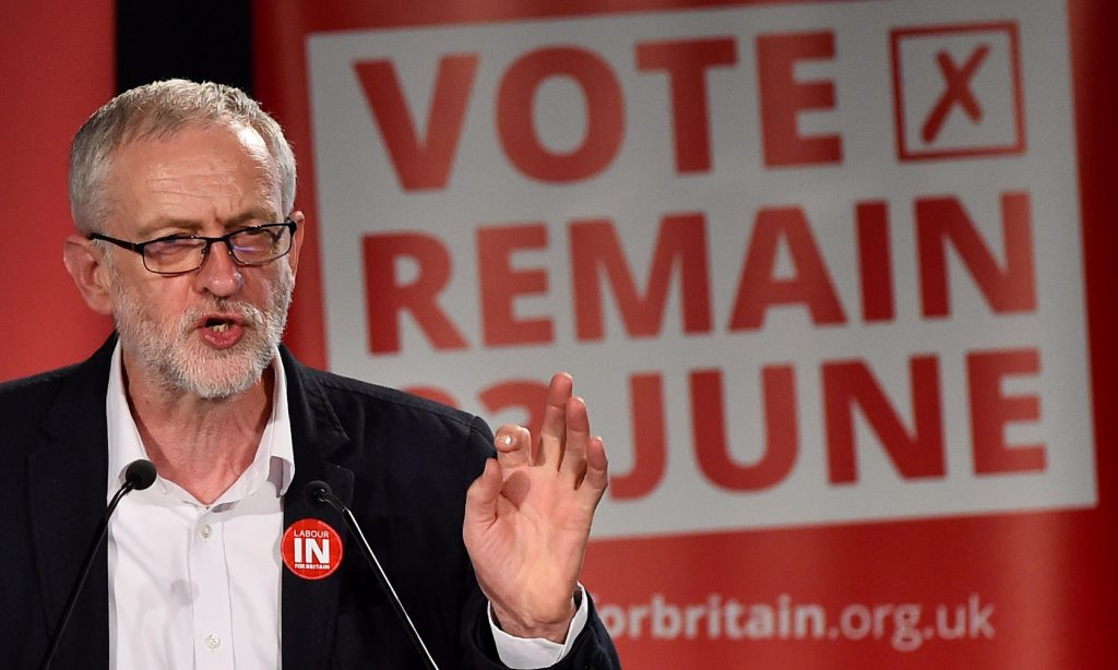 corbyn remain