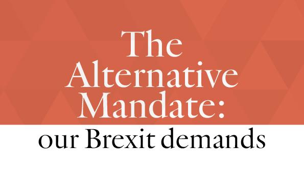 Alternative Mandate
